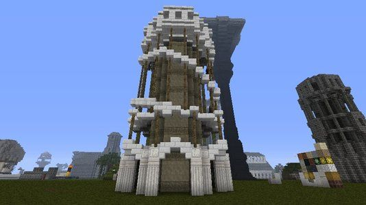 Elven Tower Design - Suggestions For Improvements  - Screenshots