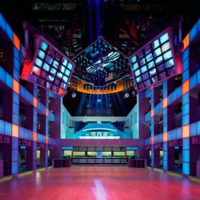 The Palladium Nightclub, New York City, By Arata Isozaki