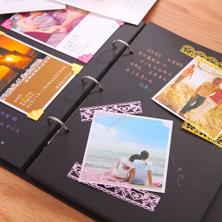 Album de fotos creativo 1 album pinterest album de - Como hacer un album de fotos a mano para ninos ...