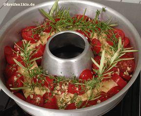 Überbackener Schafskäse mit Tomaten | Omnia Backofen Rezepte