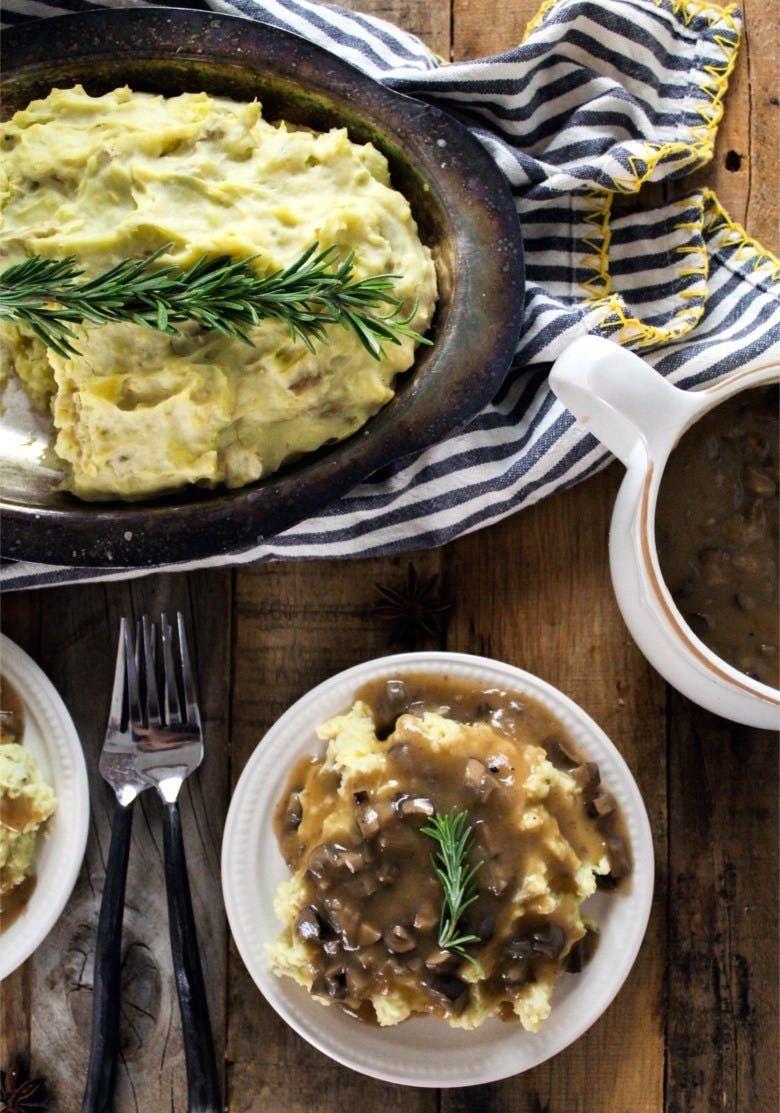 J Vegan Mashed Potatoes And Gravy 322 Melekalikimaka