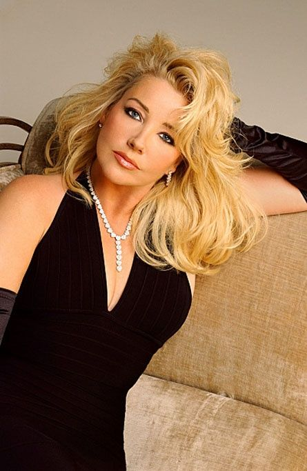 Glamour Picture Of Nicki The Young And The Restless border=