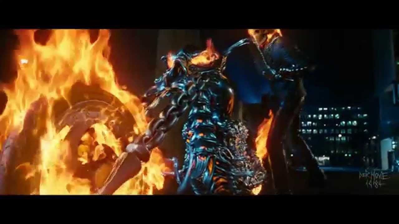 Ghost Rider - Ghost Riders in the Sky - Spiderbait HD - YouTube
