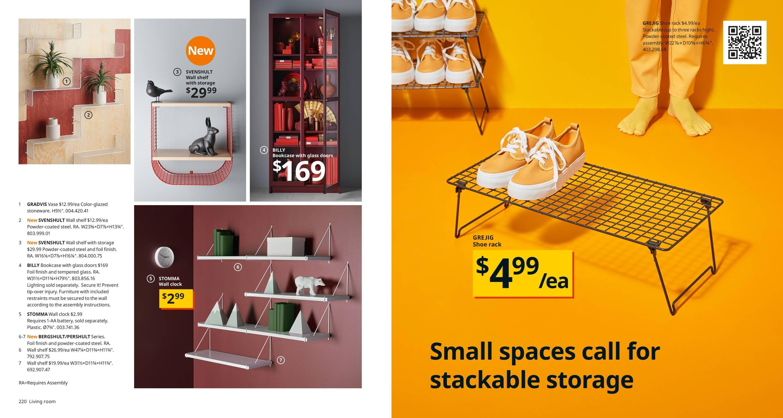 Living Room 2020 Ikea Catalog Ikea Catalog Ikea Ikea Usa