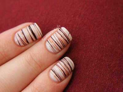 Day 3 of the Deadly Sins Challenge: Gluttony - Sugar Spun Nails