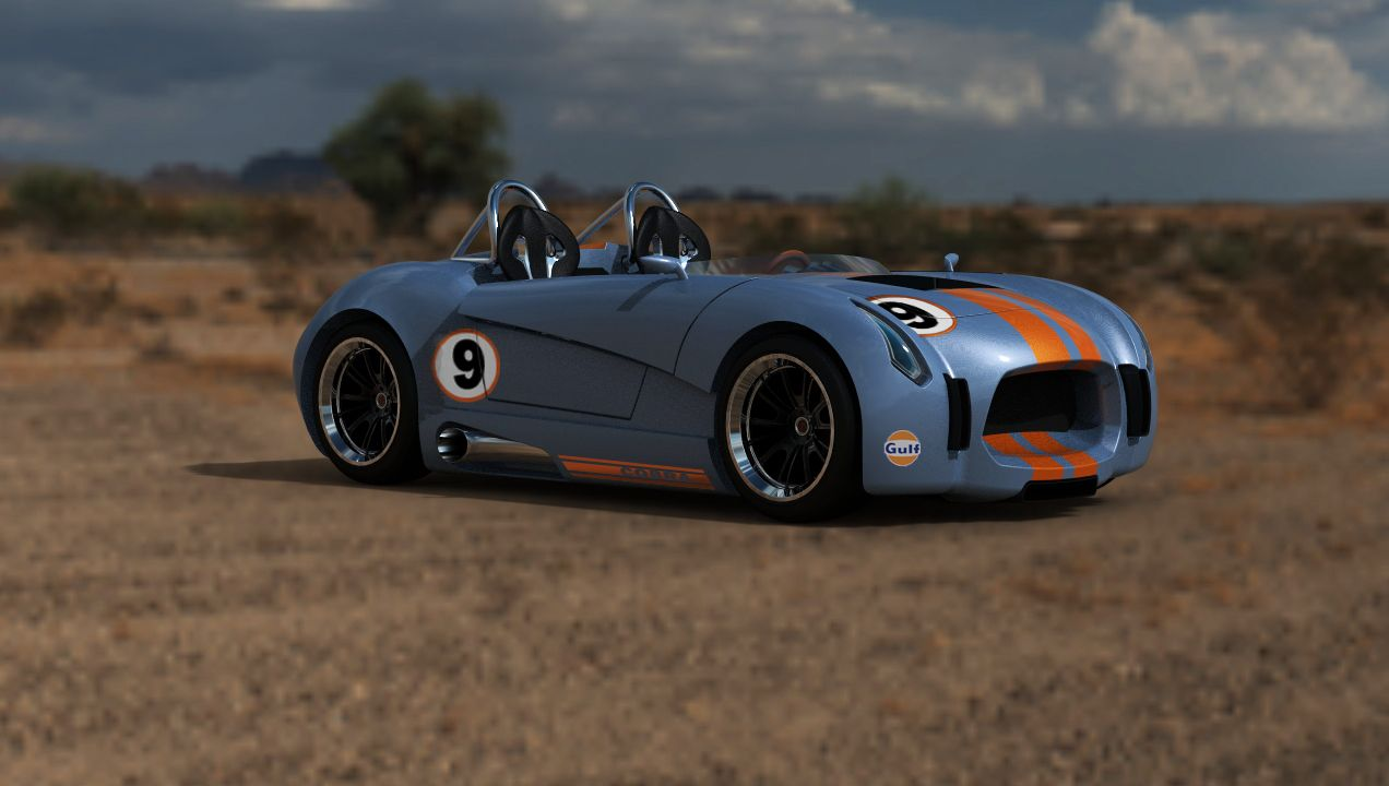 Shelby cobra by marchiori luca