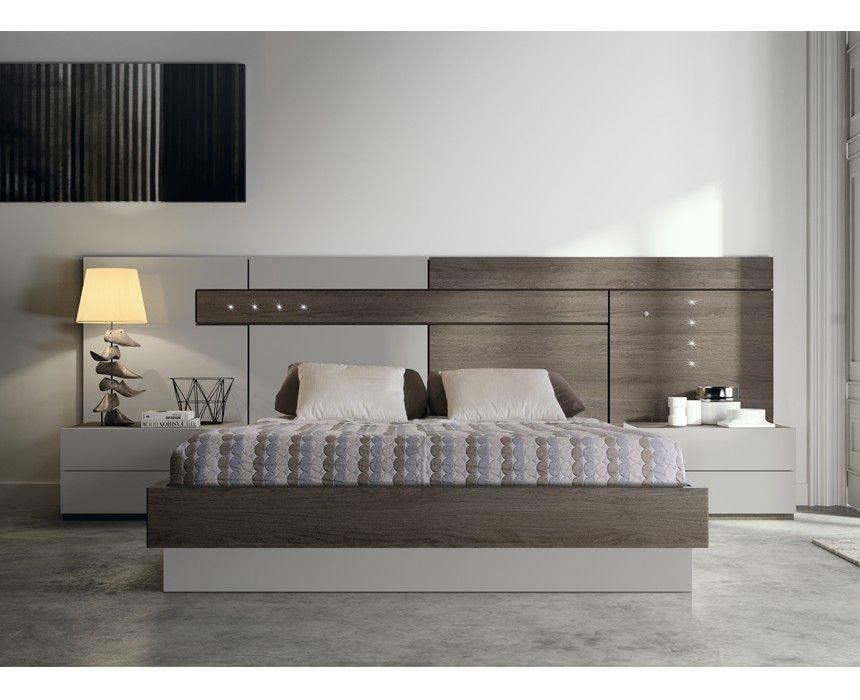 Composición Dormitorio Moderno 65 | DORMITORIOS Modernos | Pinterest ...