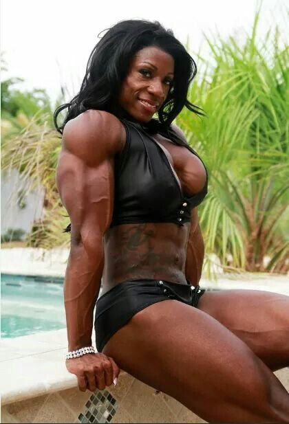 bodybuilders Comics muscle Super and sexyfemale