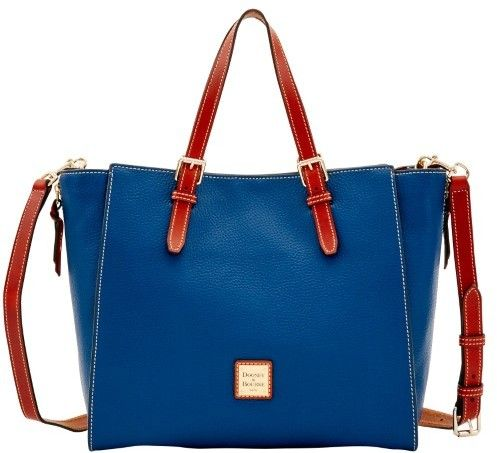0fa43cb98 Dooney & Bourke Pebble Grain Large Mindy Top Handle Bag | Products ...