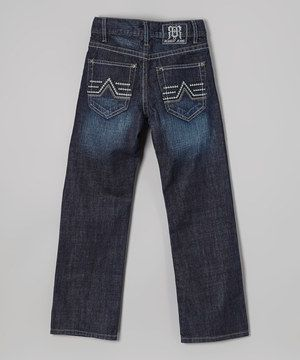 Love this Blue Riley Jeans - Boys by Request Jeans on #zulily! #zulilyfinds