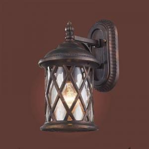 Back Deck Light Elk Lighting 42035 1 Outdoor Wall Barrington Gate Collection
