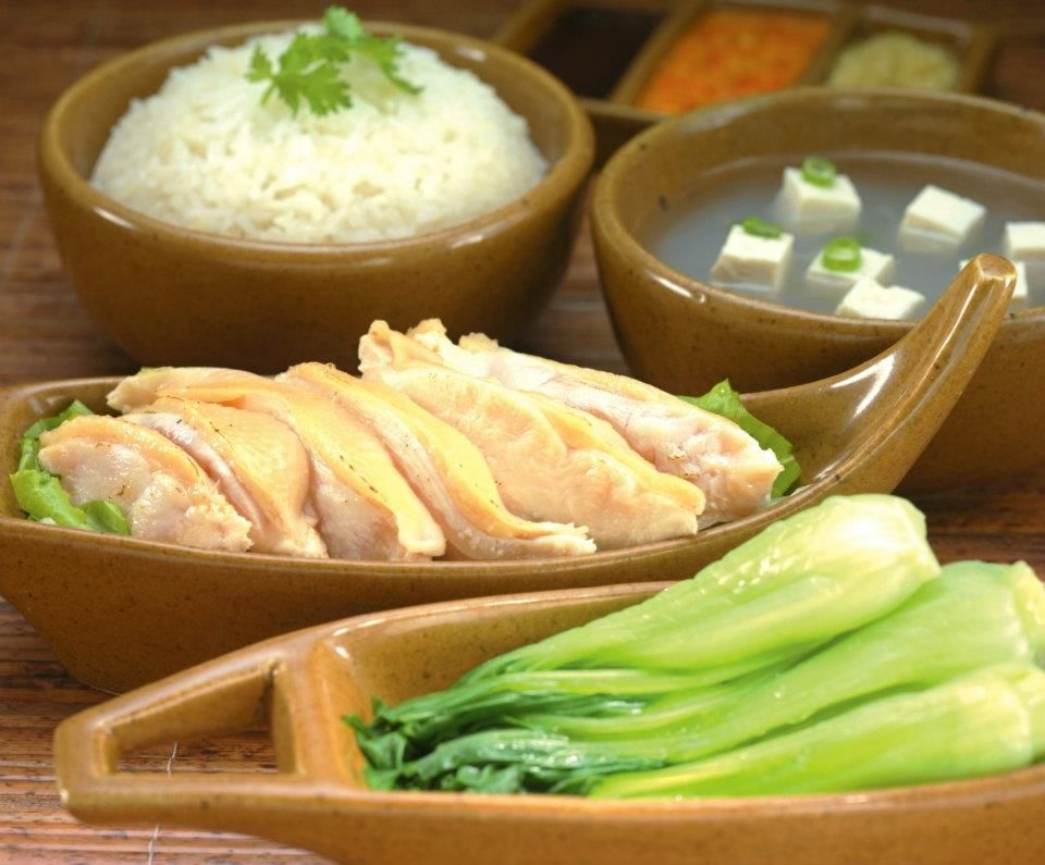 Hainan Chicken Rice From Imperial Kitchen Dimsum Perfect For Your Lunch Dim Sum Recipes Best Chinese Food Seafood Restaurant