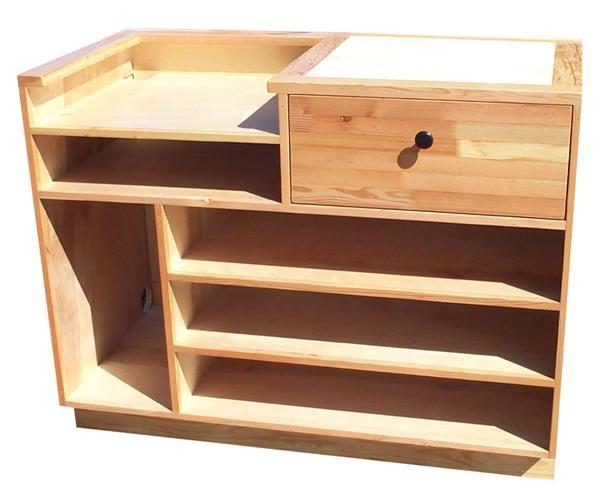 Dise o ideal para detras de mueble de facturacion manteniendo el dise o de mobiliario negocio - Mobiliario ideal ...