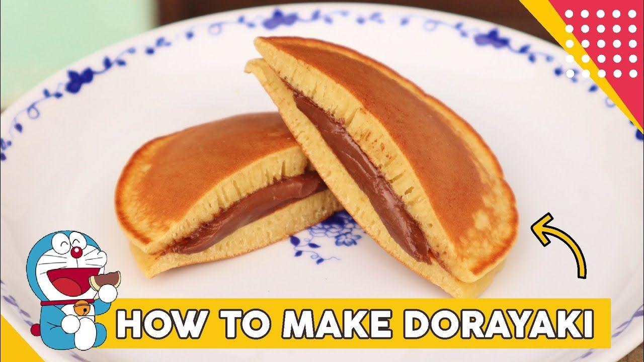 Cara Membuat Dorayaki Simple Ga Pake Lama Begini Resep Yg Kudapet Dari Resep Sup