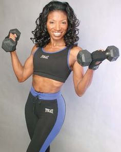 african american women zumba fitness in forties and