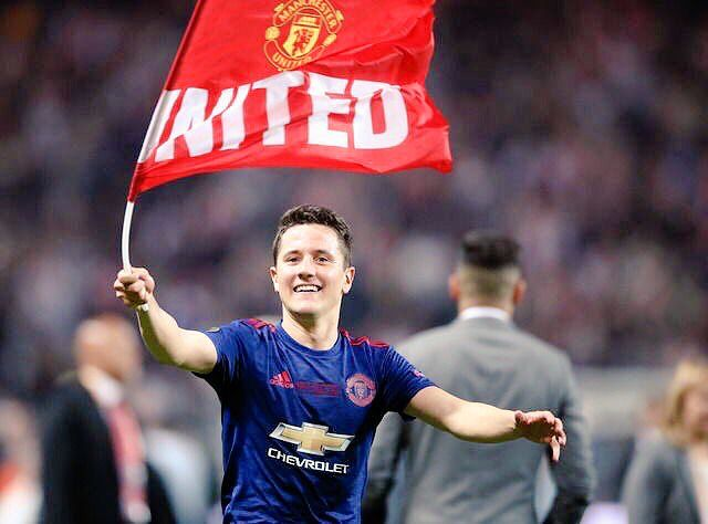 Get Latest Manchester United Wallpapers Computer Ander Herrera