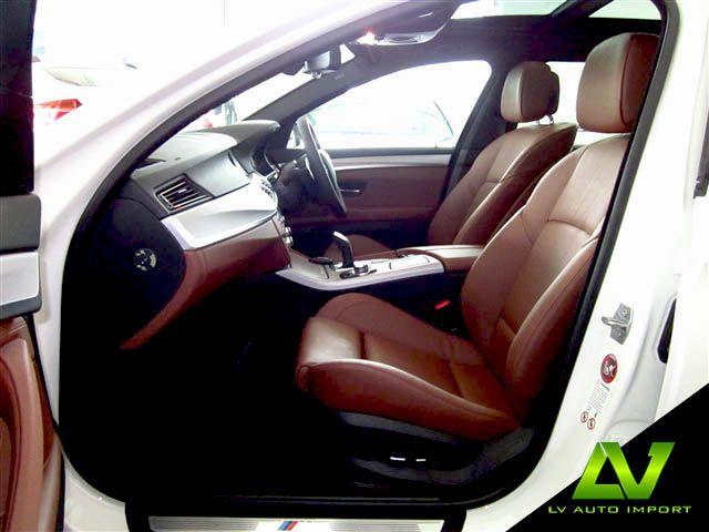BMW 5 Series 520d M Sport Touring F11 Exterior Alpine White Interior