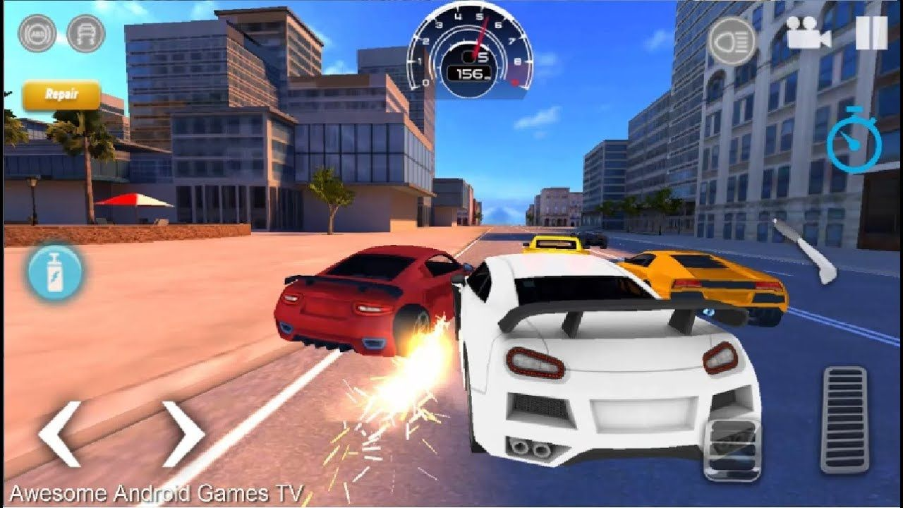 Top 10 High Graphics Racing Games For Android Graphics Game Offline Games Racing Games
