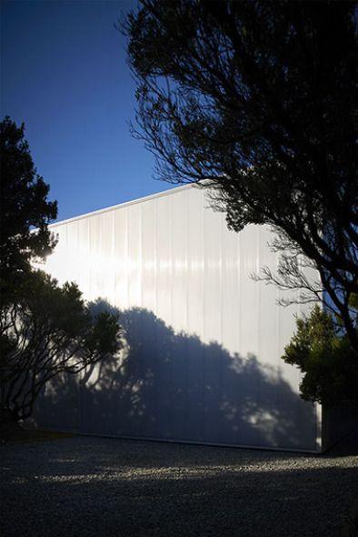 Cuando el arquitecto Robin Williams diseñó su propia casa
