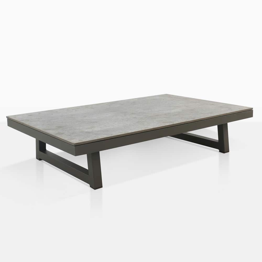 The Westside Outdoor Coffee Table Is The Perfect Addition To Your Outdoor Seating Space It Is Made Outdoor Coffee Tables Coffee Table Indoor Outdoor Furniture [ 1000 x 1000 Pixel ]