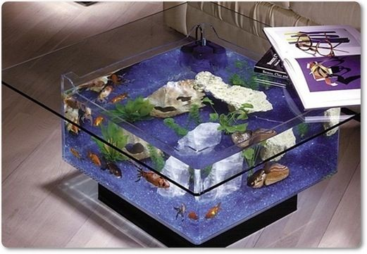Tavolino Acquario ~ Aquarim tea table fur baby goodies pinterest