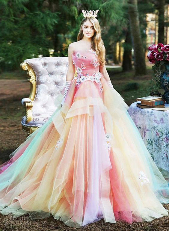 Inkxlenses romantic spring pastel rainbow wedding gowns marchesa inkxlenses romantic spring pastel rainbow wedding gowns marchesa nicole joyful eli junglespirit Gallery