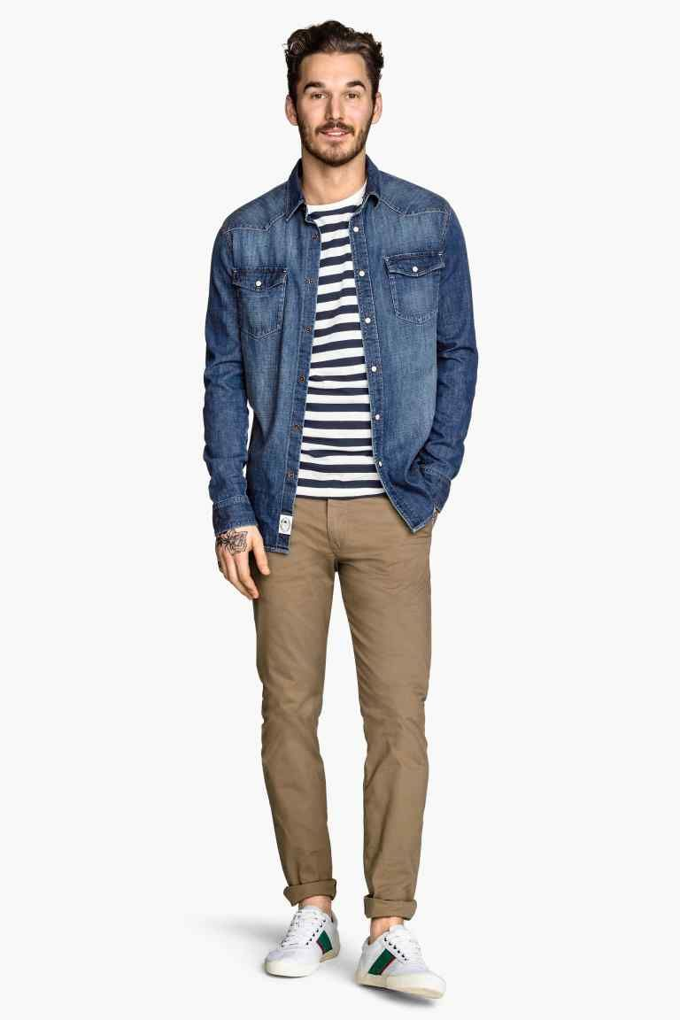 Chinos Skinny fit | H&M