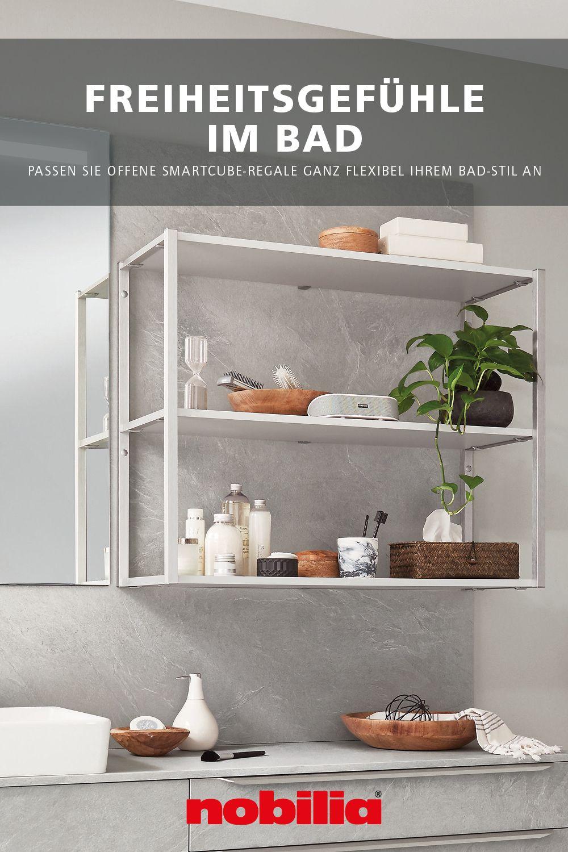 Innovatives Regalsystem Im Badezimmer In 2020 Kuchen Design Regalsystem Minimalistisches Design