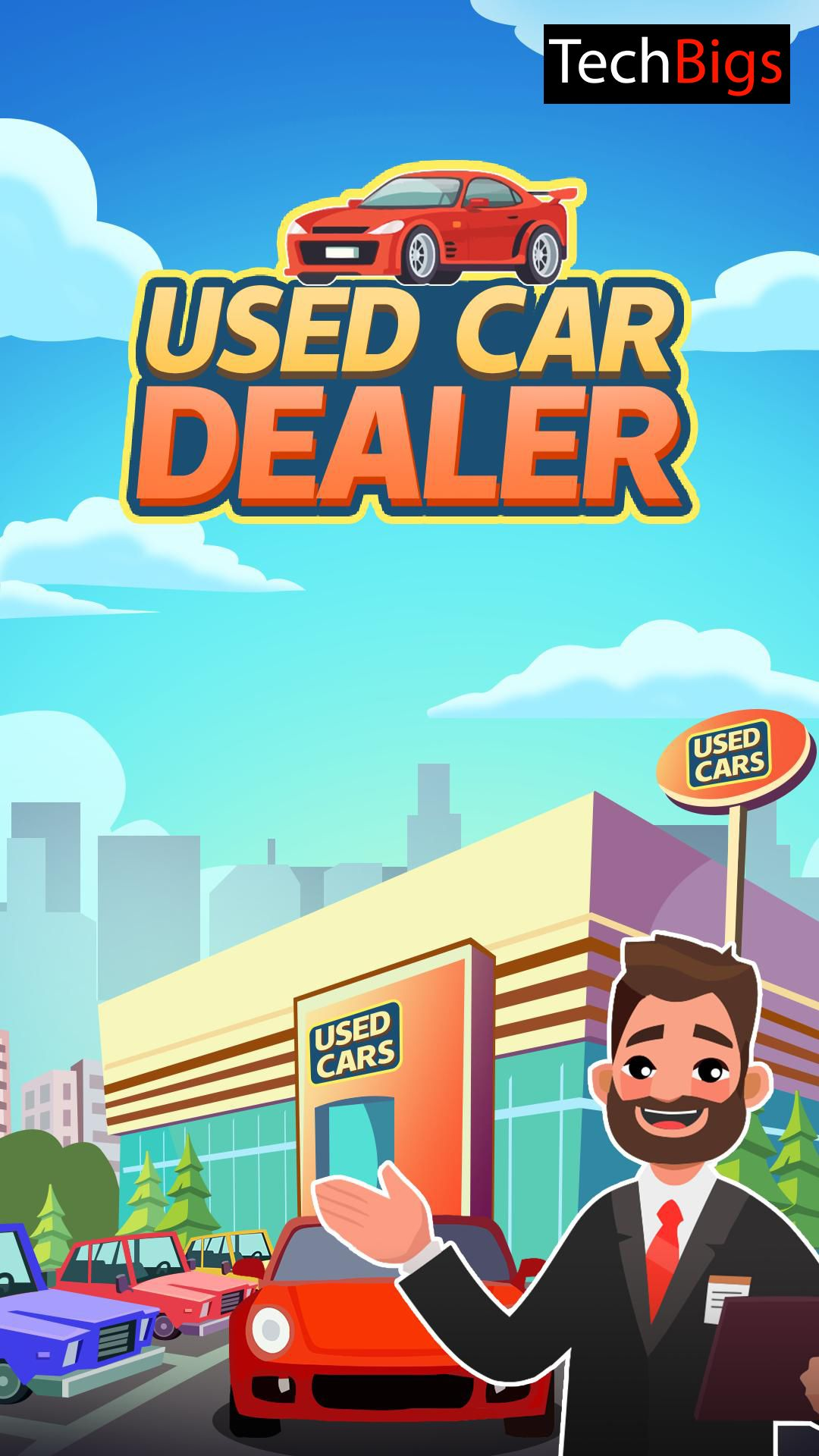 Used Car Dealer Mod Apk for Android techbigs in 2020