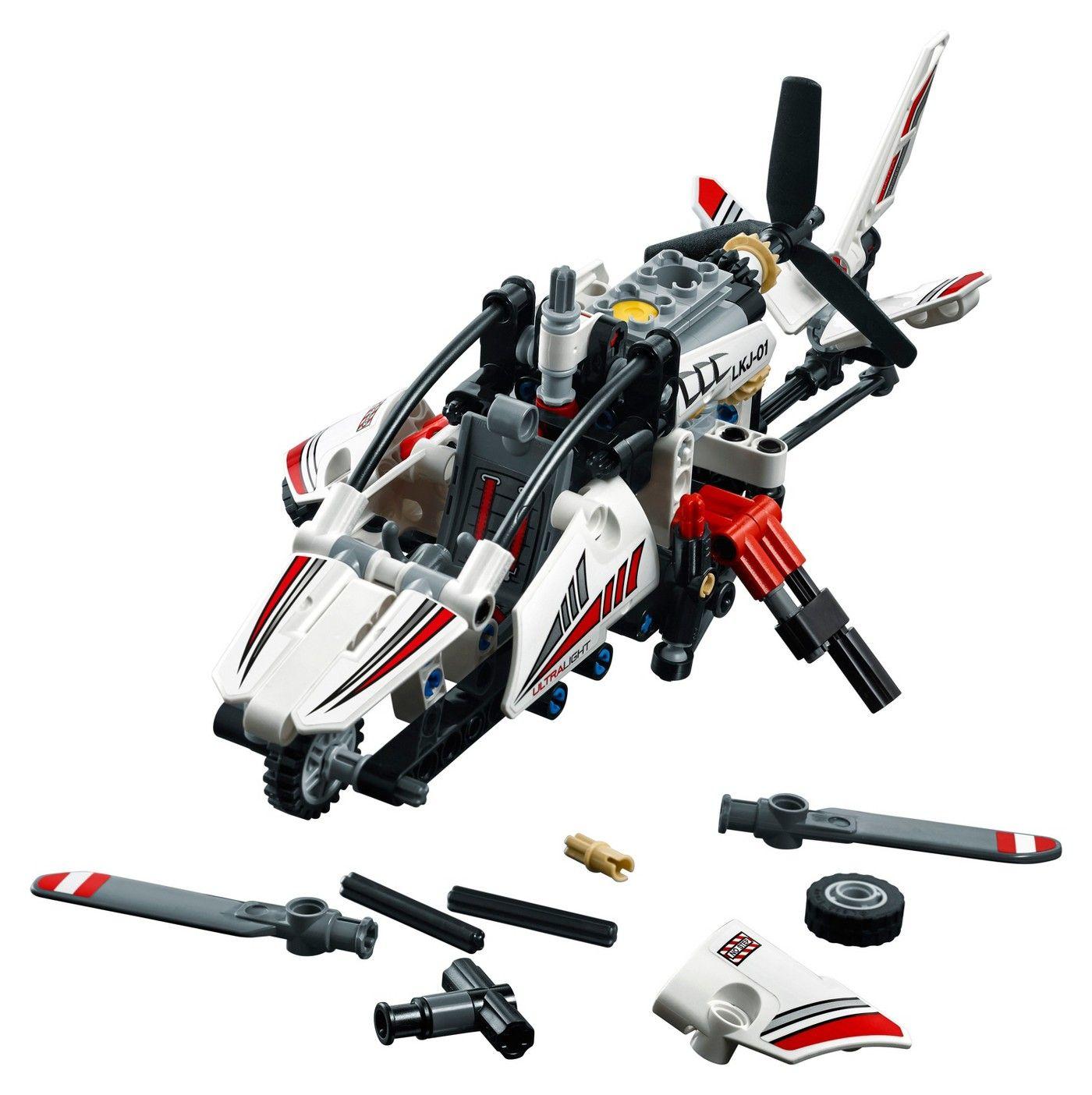 Legoâ Technic Ultralight Helicopter 42057 Technic Lego