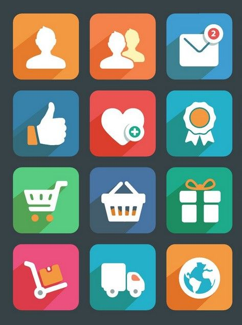 Don't Get In A Flap With Your App - How To Create a Great App (With images)   Flat icon. Business icons design