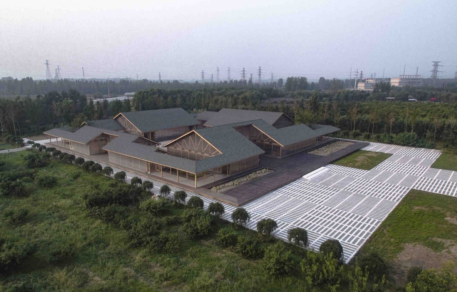 Gallery of Project of the Month: Tangshan Organic Farm - 9