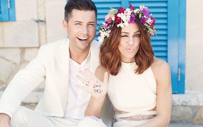 Vanessa Mai Hier Hat Sie Ihr Sexy Hochzeitskleid Her ℒ Hochzeit