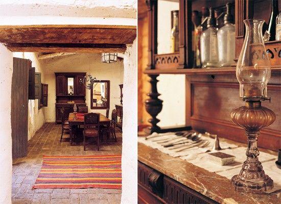 Dise o decoracion interiores arquitectura muebles for Decoracion de casas antiguas