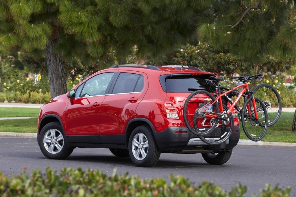 2015 Chevrolet Trax Bike Rack Chevrolet Trax Pinterest