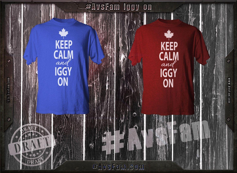 @Avs92holic9 inspired idea for an Iggy shirt. I like the way you thinkDan Tinnell!
