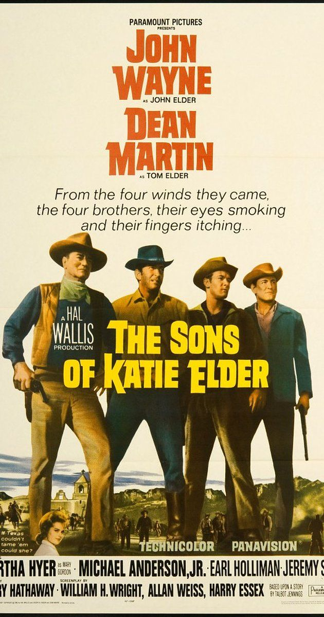 Watch The Sons of Katie Elder Full-Movie Streaming
