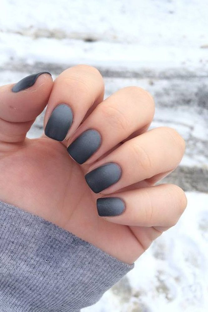 36 Glam Ideas For Ombre Nails Plus Tutorial | Pinterest | Ombre ...