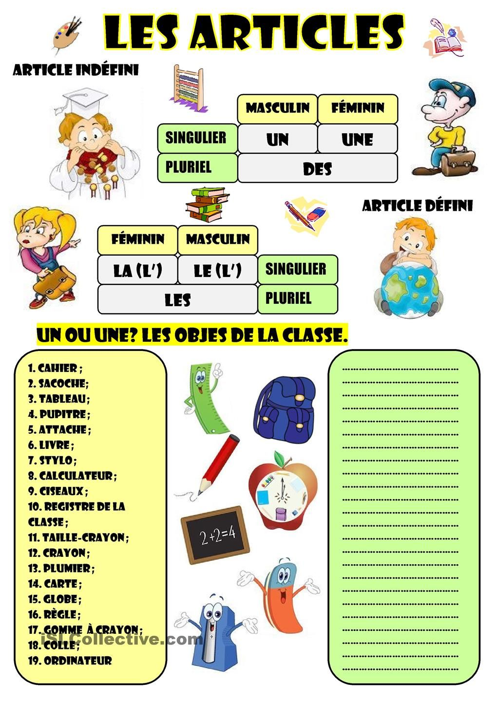 les articles french worksheets pinterest printables student centered resources and worksheets. Black Bedroom Furniture Sets. Home Design Ideas