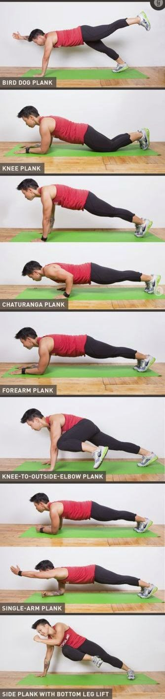 Planking For A Stronger Core