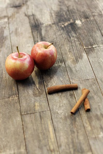 spiked apple cider float #spikedapplecider