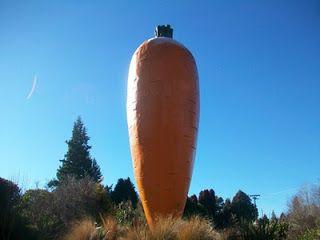 Ohakune - The Carrot Capital of New Zealand