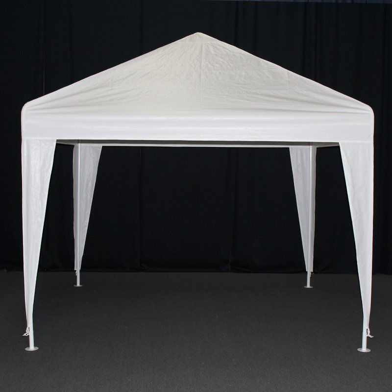 King Canopy Garden Party Rain Cover Top Gprt10wh Canopy Patio Furniture Covers Canopy Outdoor