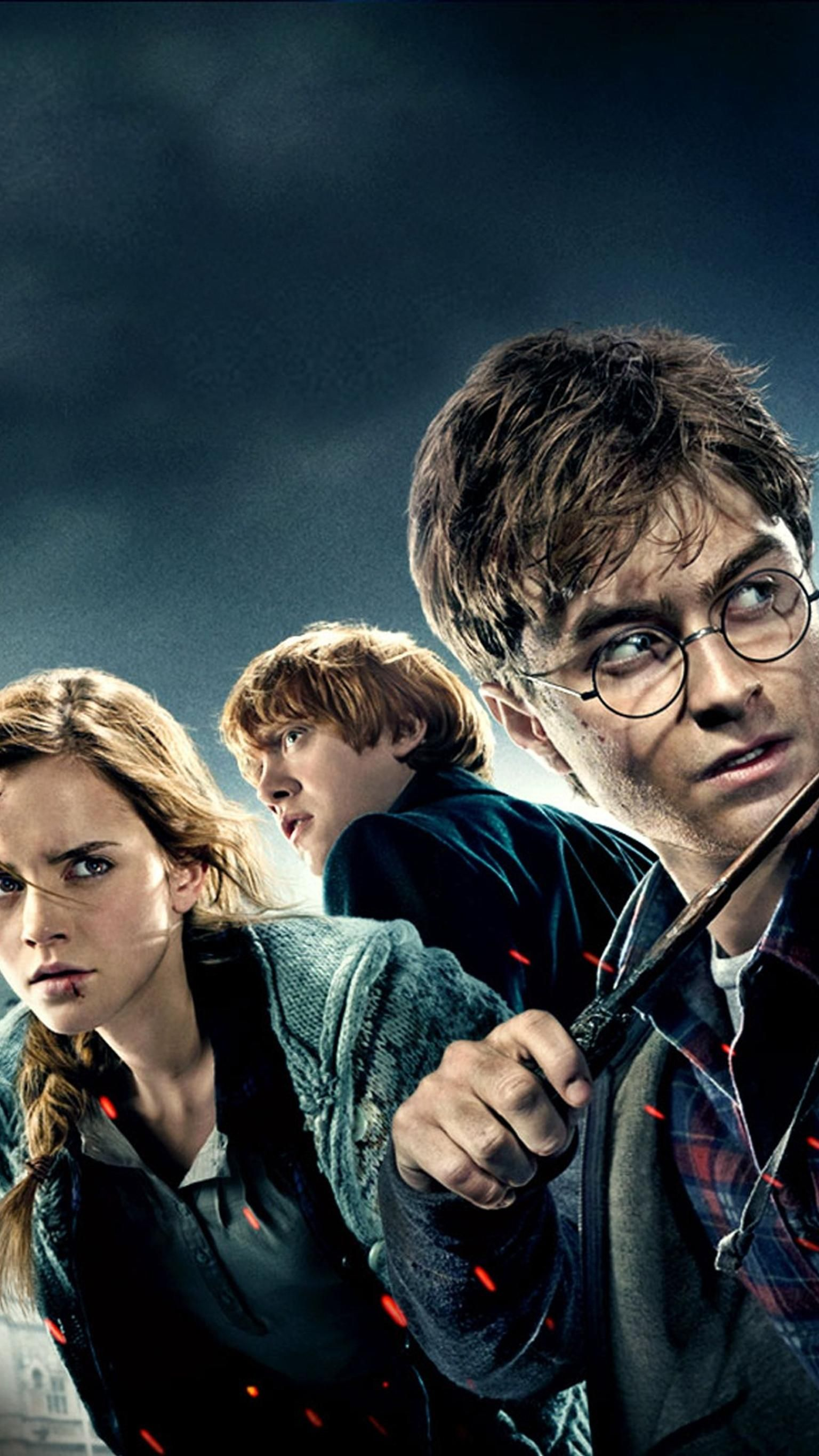 Harry Potter and the Deathly Hallows: Part 1 (2010) Phone Wallpaper | Moviemania