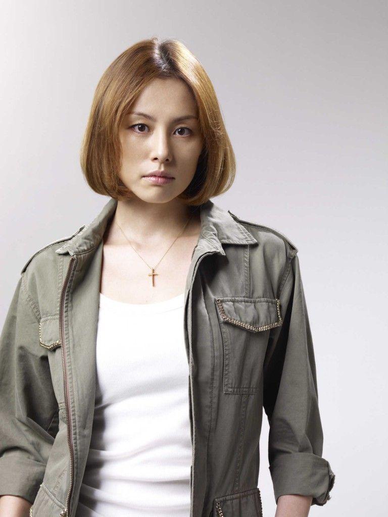 米倉涼子 衣装 2014画像 ドクターXでは見られない素顔髪型を公開