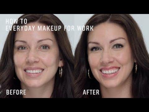 Everyday Work Makeup in Under 10 Minutes Bobbi Brown