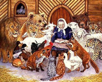 Ditz - Bedtime story on the ark, 1994