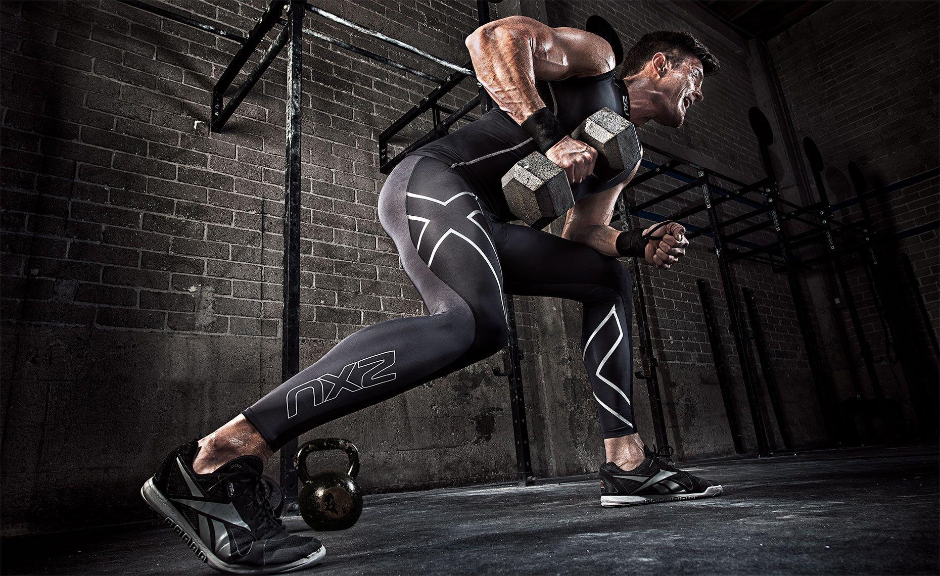 Crossfit Gym Photography Tim Tadder Advertising...