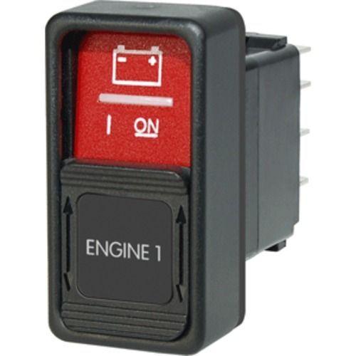 Blue Sea 2145 ML-Series Remote Control Contura Switch - (ON) OFF (ON)