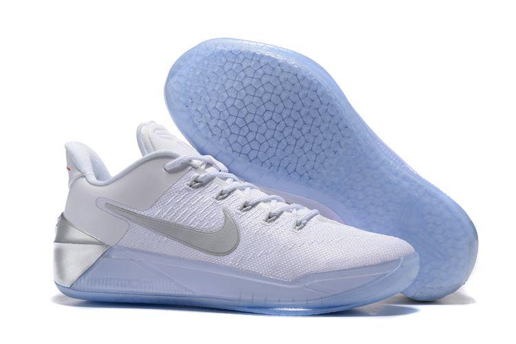 "Nike Kobe A.D. ""Chrome"" White/Metallic"